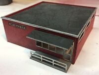HO Scale Post Office Kit