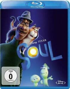 Soul - Disney Pixar  (Blu-ray)