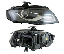 Audi A4 2008 to 2011 Headlight Xenon Led Lh Left Ns Nearside Passengers