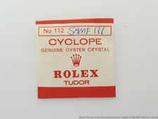 Rolex Cyclop 25-112 Crystal NEW Genuine Not Sealed Authentic