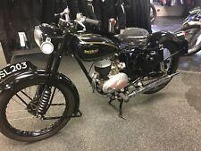 francis barnett 1952 (year)  falcon 58 200 cc  in lovely condition