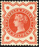 SG 197 Brown Orange K27 (-) Hendon listed  in very fine & fresh lightly mounted.