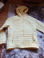 Craghoppers Yellow Womans Lightweight Jacket UK 14 (new no tags)) rrp 80