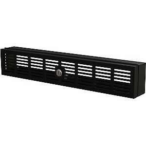 Startech 2U Rack-Mount Security Cover Hinged Locking With Key Server Rack P