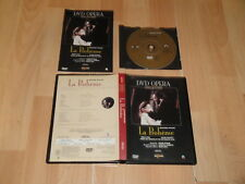 LA BOHÈME GIACOMO PUCCINI OPERA COLLECTION EN DVD EN MUY BUEN ESTADO