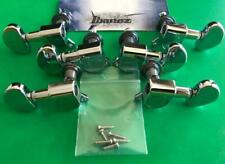 Ibanez Grover style Tuners 3 a side 3+3 Machine Heads AR Artist Artcore Acoustic