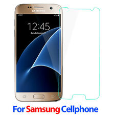 High Quality Real Premium Tempered Glass Screen Protector Film For Samsung 9H