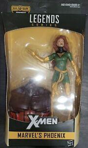 Marvel Legends Phoenix Jean Grey Figure Juggernaut BAF Series X-Men