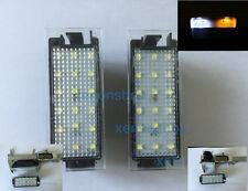 MODULE PLAQUE LED Renault Clio 3 - Ampoules LED PLAQUE