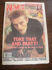 NME 1993 MAY 15 STEREO MCS MORRISSEY KINGMAKER VERVE JELLYFISH UTAH SAINTS