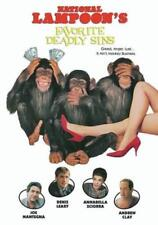 National Lampoon'S Favorite Deadly Sins New Dvd