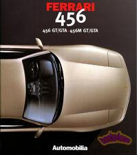 FERRARI 456 BOOK AUTOMOBILIA ALFIERI