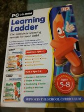 PC CD- Rom Learning Ladder  The Complete Learning System  For Your Child ...