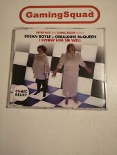 Susan Boyle & Geraldine McQueen, I Know Him So Well CD, Supplied by Gaming Squad