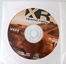 XR Xpand Rally Original PC Game Disc BRAND NEW WORLDWIDE SHIP