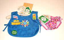 Build a Bear Girl Scout Daisy Uniform Tunic with Smores Undies Teddy Size Set