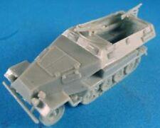 Milicast BG001 1/76 Resin WWII German SdKfz 251/1 Ausf. A Halftrack