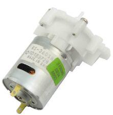 Plastic Gear-Type DC Water Pump 6 V
