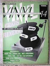 """SCHLEIMER K / DIE PARTEI  The Stag / Strahlsund 7"""" Flexi & Vinyl Mag # 14  1982"""