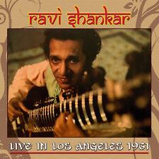 CD Ravi Shankar : Live in Los Angeles - 1961