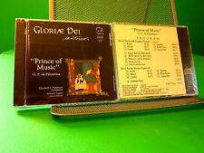 GLORIAE DEI CANTORES Prince of Music CD Richard Pugsley PALESTRINA