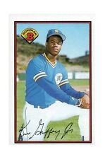1989 Bowman Ken Griffey Seattle Mariners #220 Baseball Card