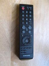 SAMSUNG AA59-00385A TV REMOTE CONTROL CL21K40MQGX, CL29Z30MQTXXAZ, CL29Z43MQ,...
