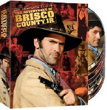 Brisco County Jr.: The Complete Series: 8-DVD SET NEW! USA Release!
