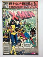 X-MEN #153 MARVEL 1982 Bronze Age NEWSSTAND