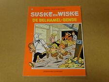 STRIP / SUSKE EN WISKE 189: DE BELHAMEL-BENDE | Herdruk 1996