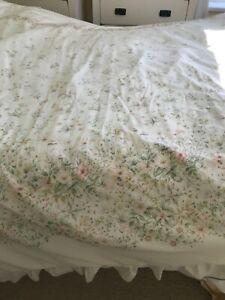 Vintage Dorma Kingsize Duvet Cover