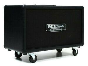 """∎ MESA/Boogie® Rectifier® Horizontal 2x12"""" 8-Ohm 120w Slant Spk Cab - BRAND NEW"""