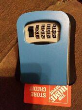LOCK BOX Door Knob Hanging 4 Digit Numeric Lock Box