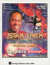 Star Trek 1994 Deep Space Nine Trading Card Box (36)
