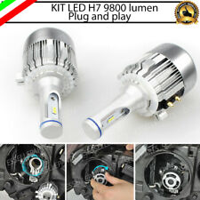 KIT LED SPECIFICO VOLKSWAGEN SCIROCCO GOLF 6, GOLF 7, T-ROC 9800 LUMEN CANBUS