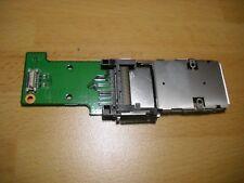 Dell Inspiron 1545 - PP41L scheda espansione board card caddy connettore