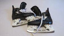 Tim Schaller Used True VH Form Pro Stock Ice Hockey Skates 10 D/A Bruins 1X