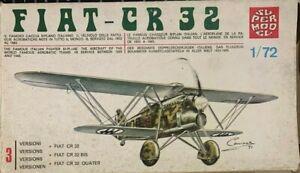 1/72 Interwar Fighter: FIAT C.R.32 [Italy] #10-009 : SUPERMODEL