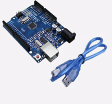 NEW  UNO R3 Cable  Board & USB  HOT for Arduino DIY 2016 ATmega328P  CH340G