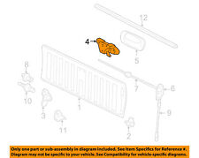 GM OEM Tail Gate Tailgate Hatch-Handle 15997911