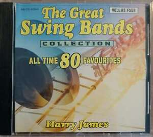 The Great Swing Bands Collection Volume Four CD