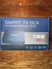 T95m 4K Android box - Turn your TV into a SMART TV - Google play store built-in