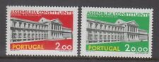 Portugal 1975 Sg1572-73 Opening of the Constituent Assembly