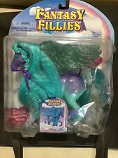 Fantasy Fillies Pegasus & Unicorn 1996 Empire Girra Damaged Package
