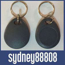 2 x T5577 125KHz LOW FREQUENCY RFID ID KEY TAG FOB READ WRITE T5567 T5557 T55x7