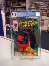 AMAZING SPIDER-MAN #304 (Marvel, 1988) CGC 9.8 ~ Todd McFarlane ~ White Pages