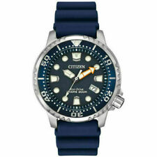 Citizen Watches Men's Promaster Professional Diver BN0151-09L Strap Watch