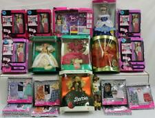 Lot of 20 Barbies and Other Items-Fashionistas Closet, Holiday & More Nib Nr