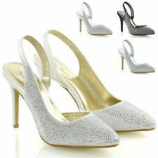 Belle Wedding Court Shoes for Women