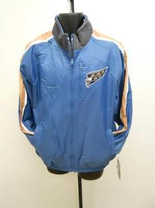 New- Washington Capitals Mens sizes M-L-XL Reversible Jacket Coat by G-III